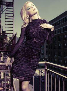 """Urban Elegance"" | Model: Jessica Stam, Photographer: Alexi Lubomirski, Numéro Tokyo, October 2011"