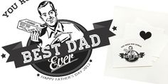 Retro-Fathers-Day-Card-Printable.jpg 1,000×500 pixels