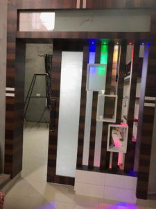 new latest partition gate design ,morden partition design gallery Wooden Partition Design, Wooden Partitions, Living Room Partition Design, Room Partition Designs, Partition Walls, Kitchen Cupboard Designs, Bedroom Cupboard Designs, Wardrobe Design Bedroom, Bedroom Furniture Design