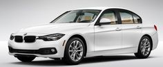 2017 BMW 3-Series white