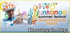 Junkanoo Summer Festival in Grand Bahama