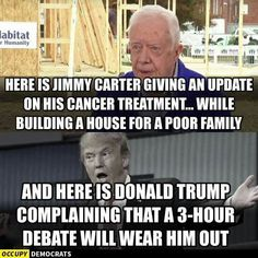 .Dimwitted Donnie