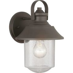 Large (larger than 9 inches) Outdoor Wall Lighting at Lowes.com Outdoor Wall Lantern, Outdoor Wall Sconce, Outdoor Wall Lighting, Outdoor Walls, Media Wall, Transitional Wall Sconces, Progress Lighting, Cool Floor Lamps, One Light