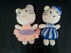 poupées garcon et fille au crochet : Jeux, jouets par gwl