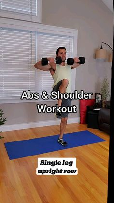 Arm Workouts, Gym Workout Videos, At Home Workouts, Wellness Fitness, Fitness Goals, Fitness Motivation, Dumbbell Workout, Kettlebell, Fitness Workout For Women