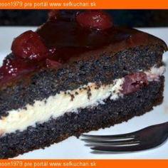 Sweet Recipes, Cake Recipes, Dessert Recipes, Czech Desserts, Markova, Delicious Desserts, Yummy Food, Protein Cake, Raw Cake