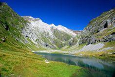 Le sommet du Vignemale, point le plus haut des Pyrénées françaises