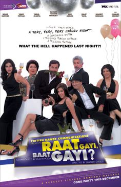 3 couples. An 8 year old marriage and a 1 night stand to end all others. Pritish Nandy Communications presents a Rajat Kapoor co-production of the year's most outrageously funny comedy that starts with a night of questions and ends up in bed with zero answers!