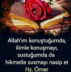 Hz ömer susmak konuşmak ile ilgili duası Religion, Allah Islam, Islam Muslim, Islamic Quotes, Pray, Instagram, Life, Poetry, Heart