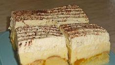 Chocolate Pies, Tiramisu, Vitamins, Food And Drink, Favorite Recipes, Bread, Healthy Recipes, Cheese, Ethnic Recipes