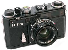 ... and this Nikon SP