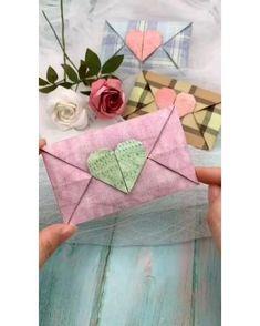 Cool Paper Crafts, Paper Crafts Origami, Fun Crafts, Paper Crafting, Diy Paper, Crafts For Kids, Diy Crafts Hacks, Diy Crafts For Gifts, Creative Crafts