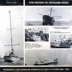 LP: History of Offshore Radio Sleeve