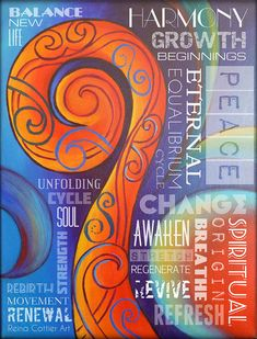 Koru Wordart Art Print by Reina Cottier. All prints are professionally printed, packaged, and shipped within 3 - 4 business days. Choose from multiple sizes and hundreds of frame and mat options.