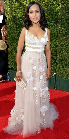Kerry Washington - Marchesa