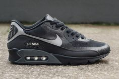 Nike Air Max 90 Hyperfuse Black/Grey