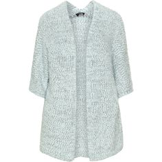 Via Appia Due Mint Plus Size Cardigan ($36) ❤ liked on Polyvore featuring tops, cardigans, mint, plus size, mint green top, womens plus tops, plus size cardigans, women's plus size tops and boxy tops