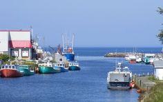 Glace Bay, Nova Scotia, where film director Daniel Petrie was born