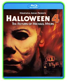 Cinematic Autopsy: Halloween 4: The Return of Michael Myers (1988/Blu-ray/Anchor Bay Ent.) Review