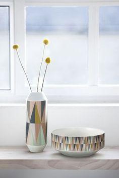 """""""Spear"""" Vase von Trine Andersen,  Ferm Living auf Made in Design"""