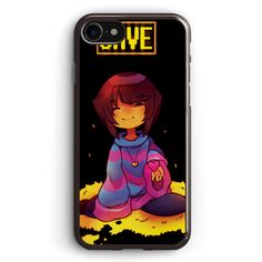 Frisk Undertale Apple iPhone 7 Case Cover ISVG550