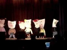 ▶ Pillow People 1st Place Performance at Teacher Talent Show - YouTube
