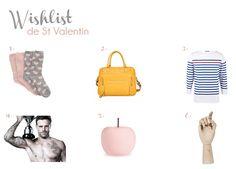 Wishlist de St Valentin