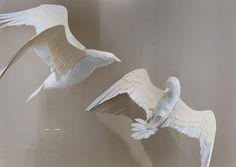 Paper Birds Set Design-6