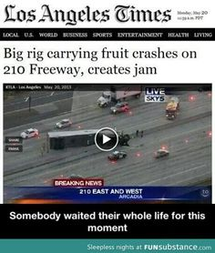 some news in a newspaper
