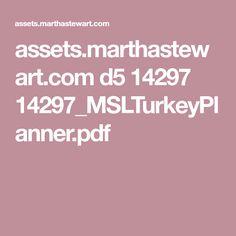 assets.marthastewart.com d5 14297 14297_MSLTurkeyPlanner.pdf