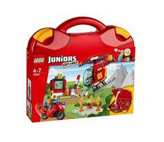 LEGO Juniors, Brannvesenkoffert - Markus