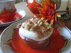 Pumpkin Pie Cupcakes from MGCC