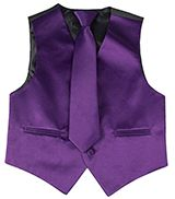 Kids Plum Vest Set - $31.45 at The Purple Store