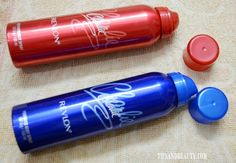 Revlon Charlie Perfumed Body Sprays in Red and Blue Review