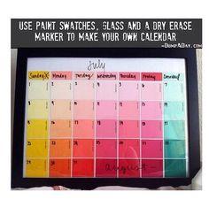 DIY-calendar