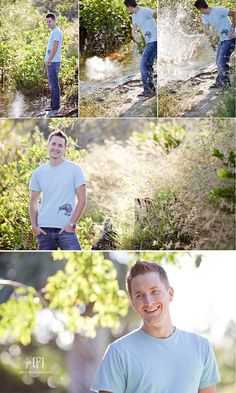 Senior Male Poses | Drew – South Florida Portrait Photographer » Jemma Coleman ...