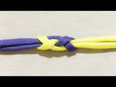 How To Tie A Vice Versa Knot - YouTube