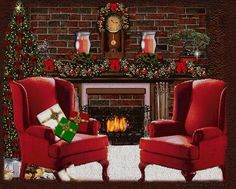 Lähetä e-joulukortti - Bigin kauniit nettijoulukortit