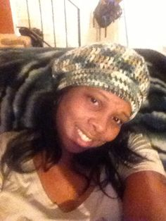 Versatile Band Slouchy Hat on Etsy, $15.00