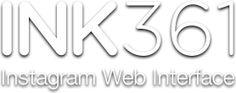 INK361 - online Instagram web viewer