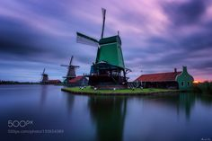 At the WindMills by thrasivoulospanou