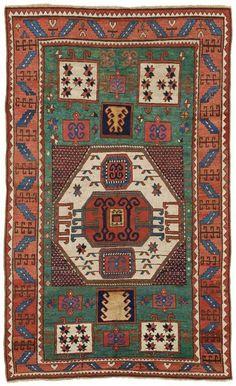 VAN-HAM Kunstauktionen Karatchop. 19th Century. 231 x 146 cm.