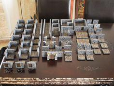 dungeon tiles scratchbuild d&d