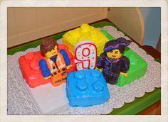 Lego Movie cake for my nephews 9th birthday:)
