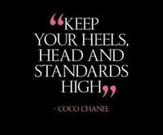 Wise words of Wisdom from CoCo Chanel! Great Quotes, Quotes To Live By, Awesome Quotes, Gabrielle Bonheur Chanel, Coco Chanel Quotes, Motivational Quotes, Inspirational Quotes, Positive Quotes, Fashion Quotes
