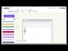 In this video tip I show you how you can make zig zag lines in ScanNCut Canvas. Please like, share and subscribe Visit my blog here for more tips, and projec...