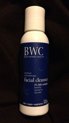 Pending!facial cleanser