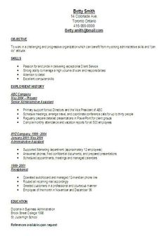 great administrative assistant resumes good administrative assistant resume