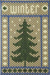 Mini Beaded Banner and Bead Patterns for Sale at Craft Designs for . Peyote Beading Patterns, Pony Bead Patterns, Loom Beading, Pony Bead Crafts, Beaded Crafts, Beaded Banners, Iron Beads, Beaded Christmas Ornaments, Hexagons