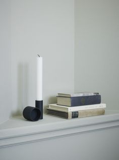 Tube Candle Holder design by Noidoi.